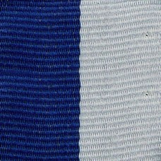 Neck Ribbon - Blue & Gray