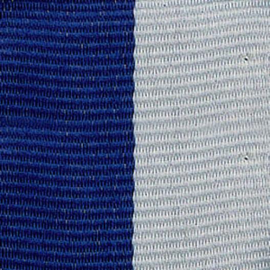Neck Ribbon - Blue & Gray