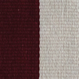 Neck Ribbon - Maroon & Gray
