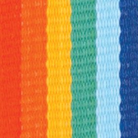 Neck Ribbon - Rainbow