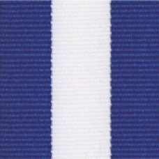 Neck Ribbon - Blue, White, & Blue