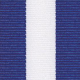 Neck Ribbon - Blue, White, & Blue