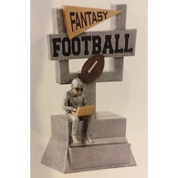 """Fantasy Football Resin - 7"""""""