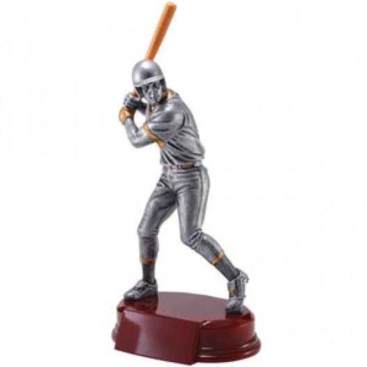 Male Baseball Resin