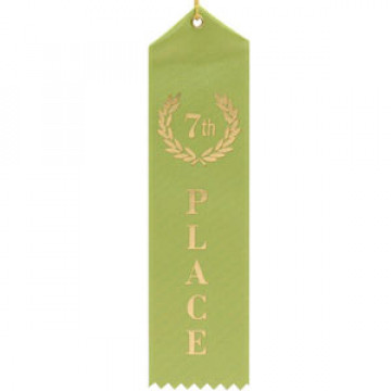 7th Place Ribbon