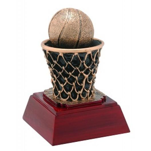 """Basketball Hoop 4"""" Resin"""
