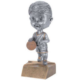 Bobblehead - Basketball, Female