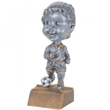 Bobblehead - Soccer, Female
