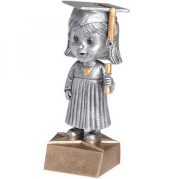 Bobblehead - Graduate, Female