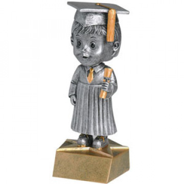 Bobblehead - Graduate, Male