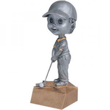 Bobblehead - Golf, Male