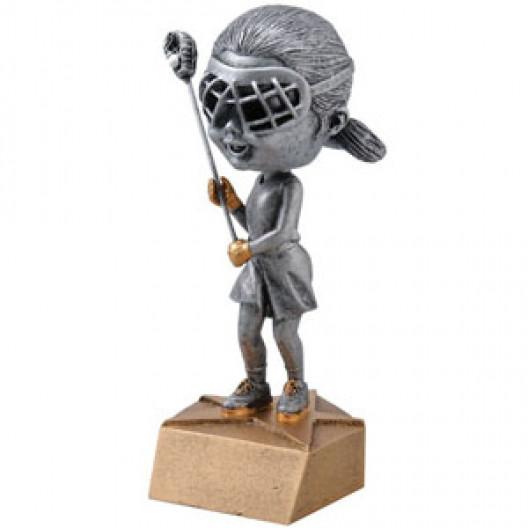 Bobblehead - Lacrosse, Female