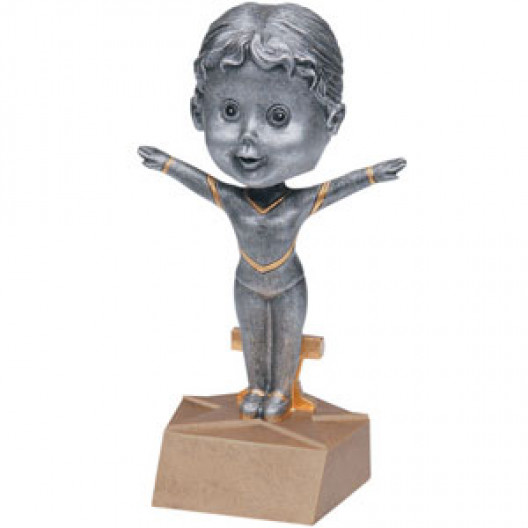 Bobblehead - Gymnastics, Female