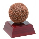 "Basketball 4"" Resin"