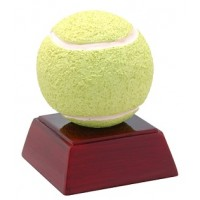 "Tennis Ball 4"" Resin"