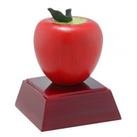 "Apple 4"" Resin"