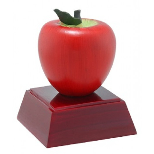 "Apple 4"" Resin"