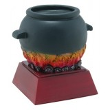 "Chili Pot 4"" Resin"