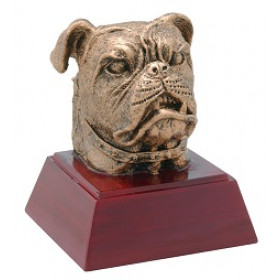 "Bulldog 4"" Resin"