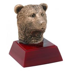 "Bear 4"" Resin"