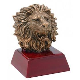"Lion 4"" Resin"