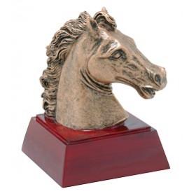 "Horse / Mustang 4"" Resin"