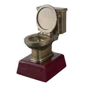Toilet Resin