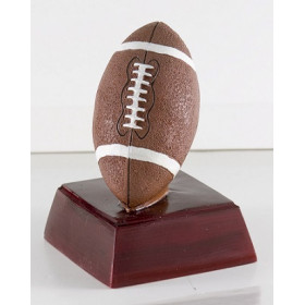 "Football 4"" Resin"
