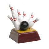 "Bowling 4"" Resin"