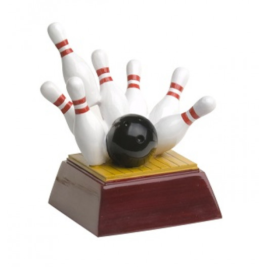 """Bowling 4"""" Resin"""