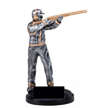 "Trap Shooter Resin - 7.5"""