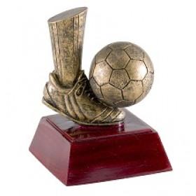"""Soccer 4"""" Resin"""