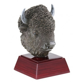 "Bison / Buffalo 4"" Resin"
