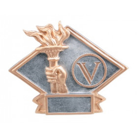 Victory Diamond Plate Resin