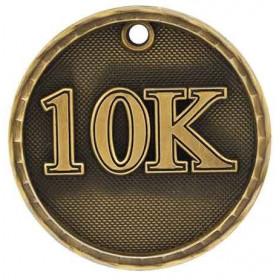 3D Sport Medal - 10K