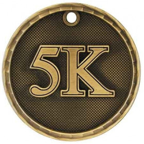 3D Sport Medal - 5K
