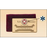 Lifetime Member Bronze Card
