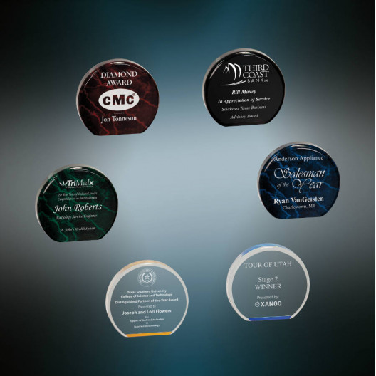 Halo Acrylic Series