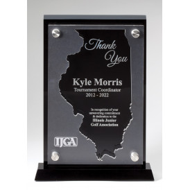 Acrylic 50 States Award