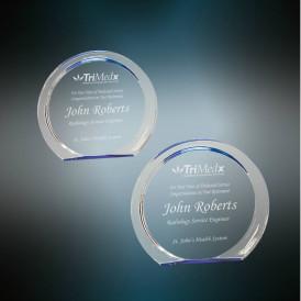 Halo Acrylic Award