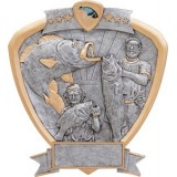 Bass Fishing Shield Award