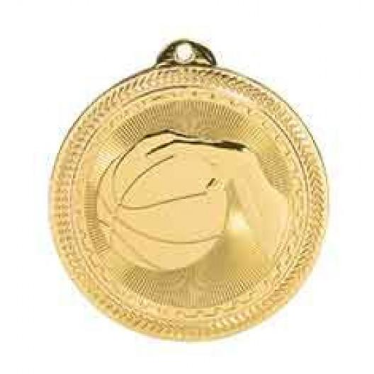 BriteLaser Medal - Basketball