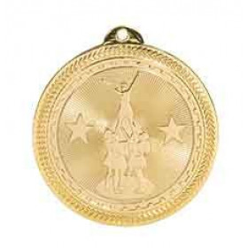 BriteLaser Medal - Competitive Cheer