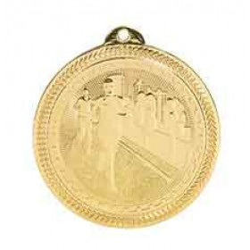 BriteLaser Medal - Cross Country