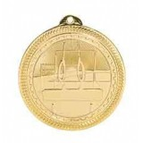 BriteLaser Medal - Gymnastics