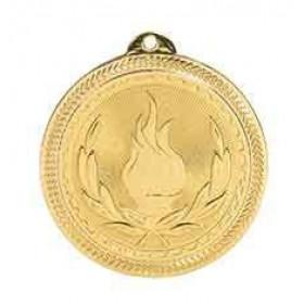 BriteLaser Medal - Victory Torch