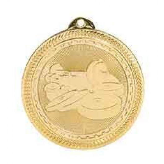 BriteLaser Medal - Weightlifting