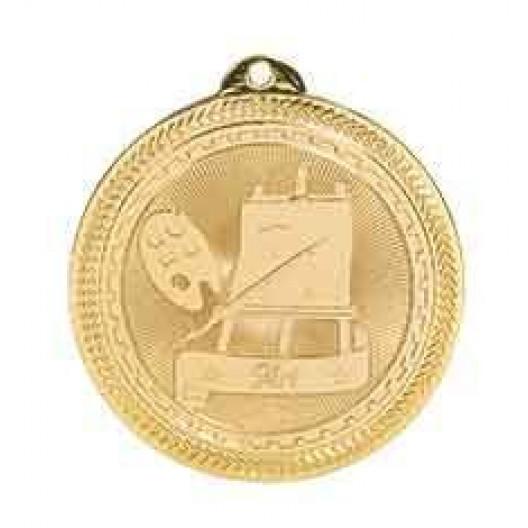 BriteLaser Medal - Art