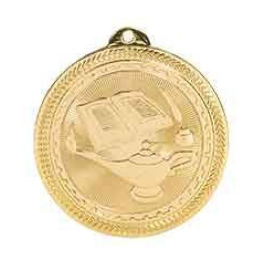 BriteLaser Medal - Lamp of Knowledge