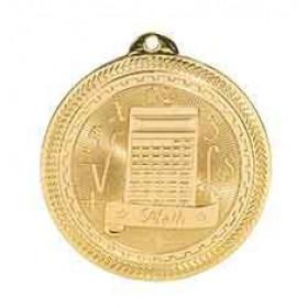 BriteLaser Medal - Math